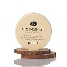 [PETITFEE] Gold Snail Eye Patch 60ea
