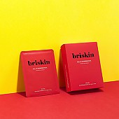 [Briskin] Real Fit Second Skin Mask (Anti Wrinkle & Firmness) (10ea)