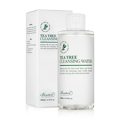 [Benton] Tea Tree Cleansing Water 200ml