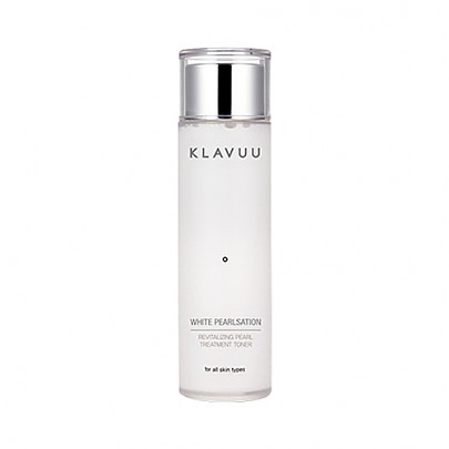 [Klavuu] White Pearlsation Revitalizing Pearl Treatment Toner 140ml