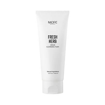 [Nacific] Fresh Herb Origin Cleansing Foam 150ml