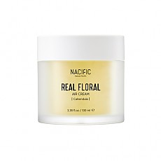 [Nacific] Real Floral Air Cream 100ml (Calendula)