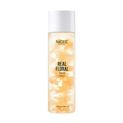 [Nacific] Real Floral Toner 180ml (Rose)
