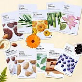[THE FACE SHOP] Real Nature Mask (20 Types)