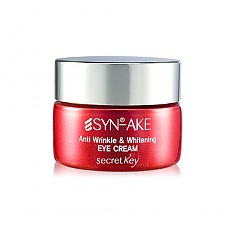 [Secret Key] SYN-AKE Anti Wrinkle & Whitening Eye Cream15ml