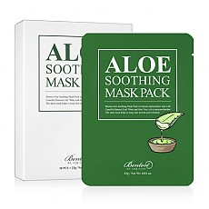 [Benton] Aloe Soothing Mask Pack (10ea)