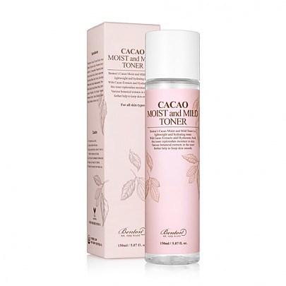 [Benton] Cacao Moist and Toner 150ml
