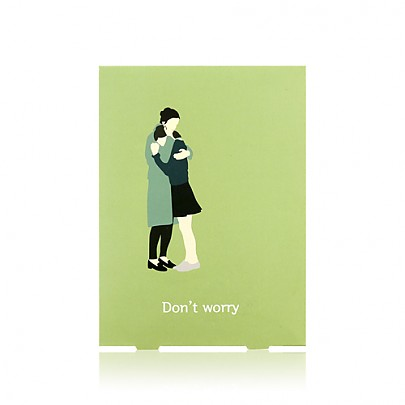 [PACKage] Don't Worry Healing Mask 10ea
