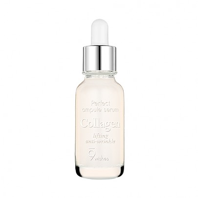 [9wishes] Ultimate Collagen Ampule Serum