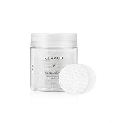 [Klavuu] Pure PEARLSATION PH Balancing Quick Cleansing Pad 100pcs