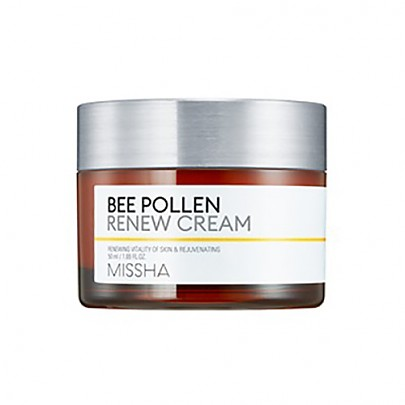 [Missha] Bee Pollen Renew Cream