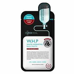 [Mediheal] W.H.P White Hydrating Black Mask EX.