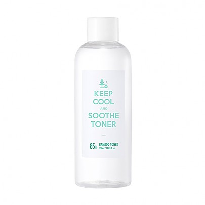 [KEEP COOL] Soothe Bamboo Toner 350ml