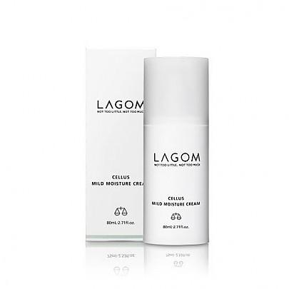 [Lagom] Cellus Mild Moisture Cream 80ml