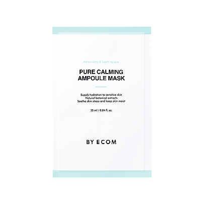 [BY ECOM] *Renewal* Pure Calming Ampoule Mask (7ea)