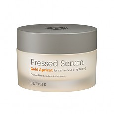 [Blithe] Pressed Serum Gold Apricot