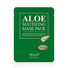 [Benton] Aloe Soothing Mask Pack 1ea