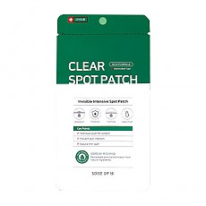 [SOME BY MI] Clear Spot Patch 18pcs (10mmx9ea + 12mmx9ea)