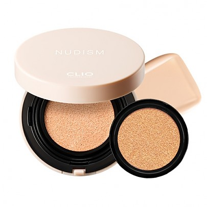 [CLIO] Nudism Velvetwear Cushion Set (4 Colors)
