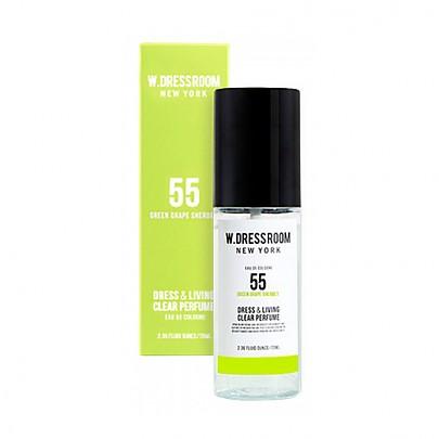 [W.DRESSROOM] Dress & Living Clear Perfume 70ml