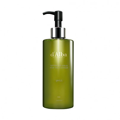 [d'Alba] Peptide No Sebum Mild Gel Cleanser 150ml