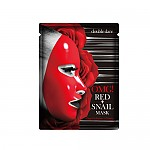 [double dare] OMG! Red+Snail Mask