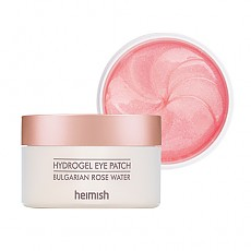 [heimish] Bulgarian Rose Water Hydrogel Eye Patch 60ea (Renewal)