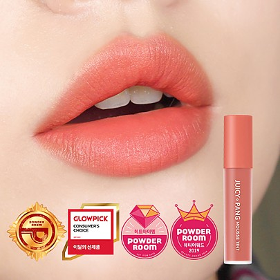 [A'PIEU] Juicy-Pang Mousse Tint #CR01