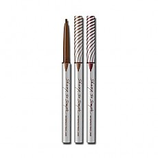 [CLIO] Sharp, So Simple Waterproof Pencil Liner 03 Kakao Brown