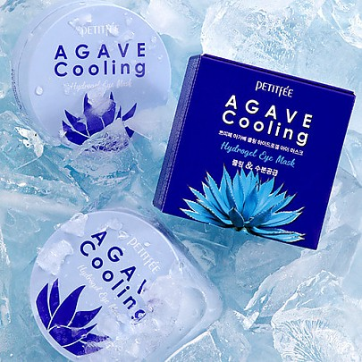 [PETITFEE] AGAVE Cooling Hydrogel Eye Mask