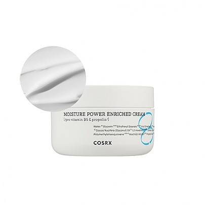 [COSRX] Hydrium Moisture Power Enriched Cream 50ml