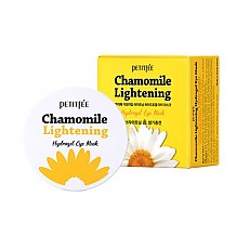 [PETITFEE] Chamomile Lightening Hydrogel Eye Mask