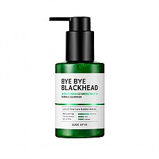 [SOME BY MI] Bye Bye Blackhead 30Days Miracle Green Tea Tox Bubble Cleanser 120g