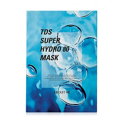 [ABOUT ME] TDS Super Hydro 80 Mask (30g*10ea)