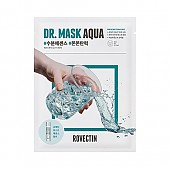 [Rovectin] Rovectin Skin Essentials Dr. Mask Aqua (5sheet)