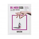 [Rovectin] Rovectin Skin Essentials Dr. Mask Cica (5sheet)