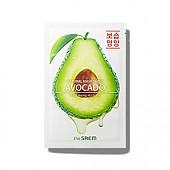[the SAEM] Natural Avocado Mask Sheet