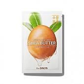 [the SAEM] Natural Shea Butter Mask Sheet