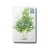 [the SAEM] Natural Tea Tree Mask Sheet