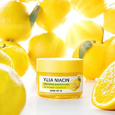 [Some by mi] Yuja Niacin 30 DAYS Miracle Brightening Sleeping Mask