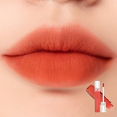 [rom&nd] See-Through Matte Tint #003 (Through Coral)
