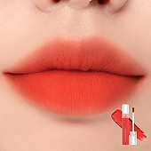 [rom&nd] See-Through Matte Tint #004 (Red Chain)