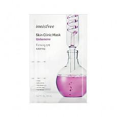 [Innisfree] Skin Clinic Mask Sheet (Idebenone) 20ml