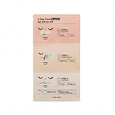 [Etude House] 3-Step Clear Nose Kit 1ea