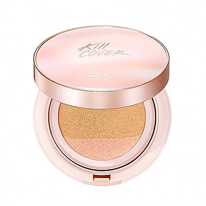 [CLIO] Kill Cover Pink Glow Cream Cushion #02 (Lingerie)