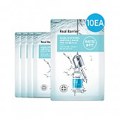 [Real Barrier] Aqua Soothing Ampoule Mask (28ml x 10ea)