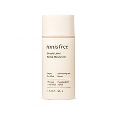 [Innisfree] Simple Label Tinted Moisturizer