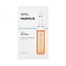 [Missha] Mascure Nutrition Solution Sheet Mask - Propolis