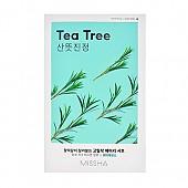 [Missha] Airy Fit Sheet Mask (Tea Tree)