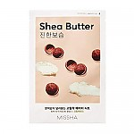 [Missha] Airy Fit Sheet Mask (Shea Butter)